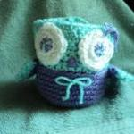 Apple Cozy - Owl Shaped - P..