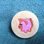 Pink Pig Soap - Warm Vanill..