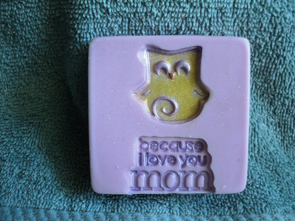 I Love Mom Soap - Relaxing Scent